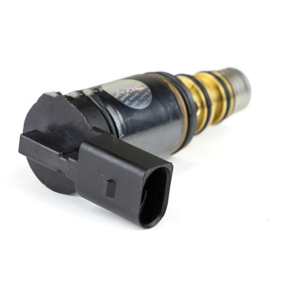 7SEU16C Compressor Control Solenoid Valve AC Compressor Control Magnetic Valve Fits MK5 MK6 6SEU14C