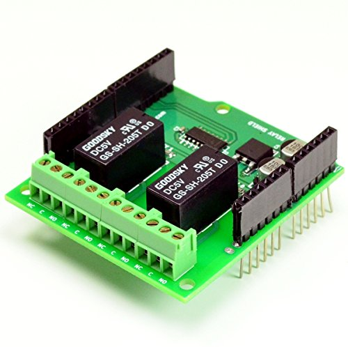 NUMATO LAB Relay Shield - 2 Channel