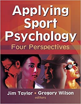 Book Applying Sport Psychology: Four Perspectives
