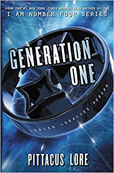 =DJVU= Generation One (Lorien Legacies Reborn). Research producto largo Support Iberico puerto