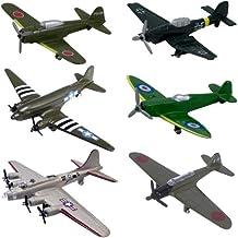 InAir WWII Planes 6 Piece Set - Assortment 2