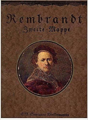 rembrandt zweite mappe
