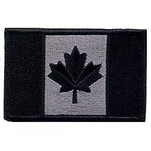 Tactical Canadian Flag Velcro 8 x 5 cm Hat Patch …