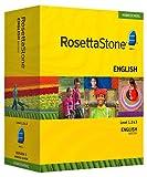 Rosetta Stone Homeschool English (UK) Level 1-3 Set including Audio Companion