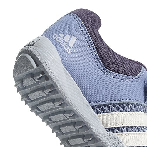 adidas Daroga Plus AC I, Zapatillas de Deporte Unisex Niños Azul (Azutiz / Purtra / Aeroaz 000)