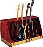 Fender Stage Guitar Case Stand - Tweed - 7