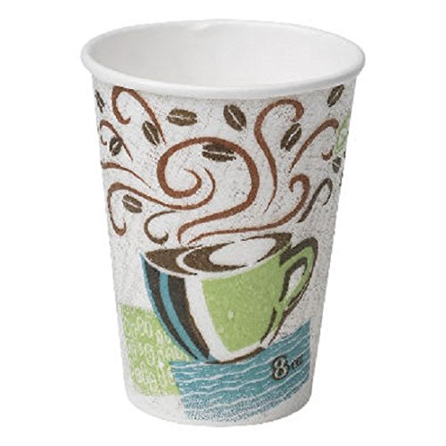 Dixie PerfecTouch Hot Cups - 8oz/160ct