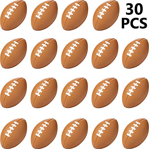 Where to find mini foam footballs party favors?