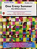 img - for One Crazy Summer - Teacher Guide by Novel Units, Inc. book / textbook / text book