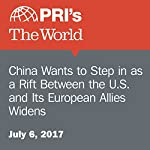 China Wants to Step in as a Rift Between the U.S. and Its European Allies Widens |  The World Staff