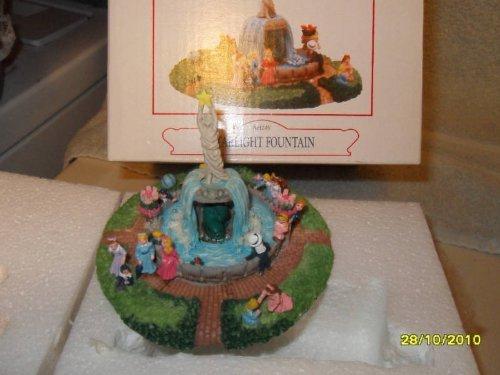 Liberty Falls 2001 Americana Collection Starlight Fountain AH245