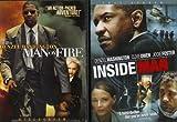 Man on Fire , Inside Man : Denzel Washington 2 Pack Collection