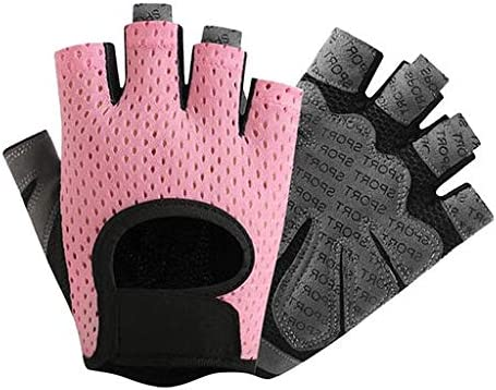 Lyperkin Fitness Gloves, Premium Yoga Fitness Gloves Weight Lifting Gym Training Sports Bicycle Gloves for Women and Men