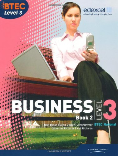 (Btec Level 3 National Business. Student Book 2)