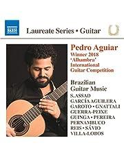 Pedro Aguiar Guitar Laureate Recital