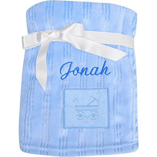 Personalised Baby Pram Blankets - 5