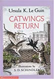 Catwings Return, Ursula K. Le Guin, 0531071111