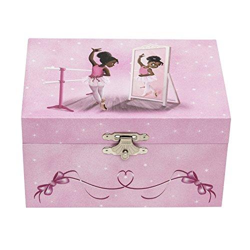 American Girl Musical Doll - Nia Ballerina Musical Jewelry Box - Reflection