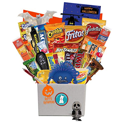 Happy Haunting Snack Pack - The Halloween Care Package -