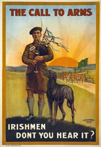 Vintage British Army Musicians Recruitment Poster Print A3//A4