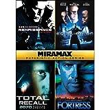 Miramax Futuristic Action Series: Renaissance/Equilibrium/Total Recall 2070/Fortress