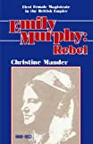 Emily Murphy (1868-1933), Christine Mander, 0889241732