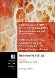 Christliche Ethik bei Schleiermacher - Christian Ethics according to Schleiermacher, Hermann Peiter, 1556354401