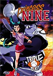 Princess Nine - Triple Play (Vol. 3) by ADV Films