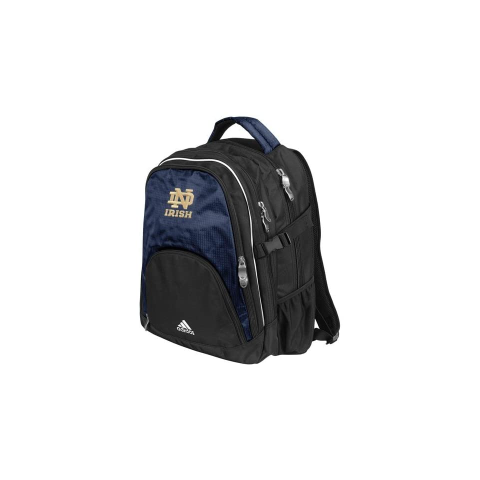 adidas Notre Dame Fighting Irish Navy Blue Campus Backpack