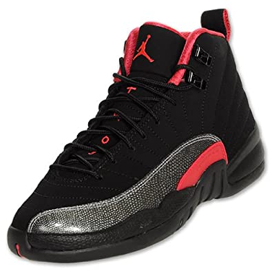 free shipping 7f7be 49df9 ... top quality jordan girls air jordan 12 retrogs style 510815 big kids  size 91859 525ea