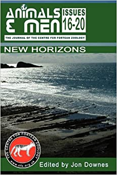 NEW HORIZONS: Animals and Men issues 16-20 Collected Editions Vol. 4