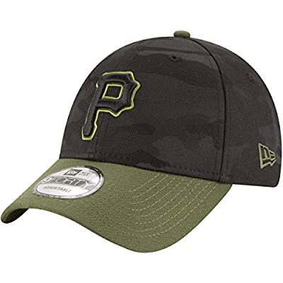 New Era Pittsburgh Pirates 2018 Memorial Day 9FORTY Adjustable Hat