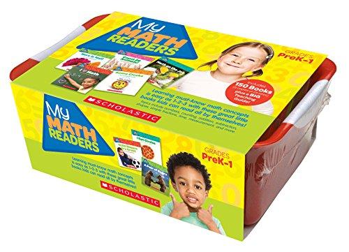 Concept Math Reader (My Math Readers CLASSROOM TUB: 25 Easy-to-Read Books That Teach Key Math Concepts)