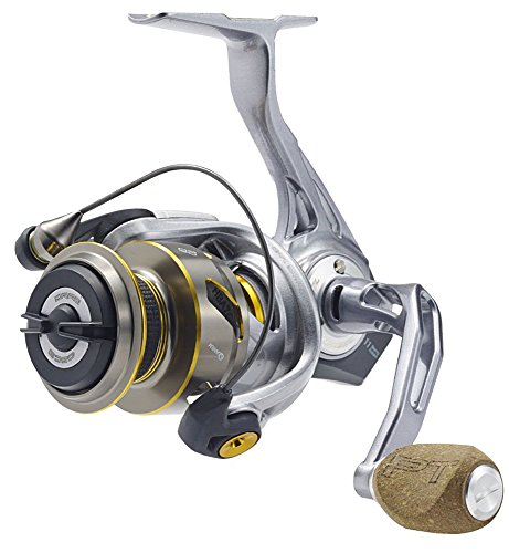 Quantum Fishing VP25XPT.BX3 Vapor PT 25SZ Spinning Reel (Vapor Shafts)