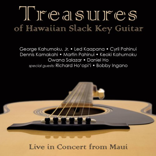 Treasures Of Hawaiian Slack Key Guitar