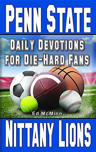 Daily Devotions for Die-Hard Fans Penn State Nittany ()