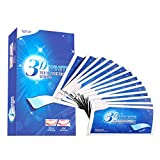 Teeth Whitening Strips 28 Pcs, Dental Care Kits, 3D White Whitestrips with Mint Flavor for Gum Health and Refresh Breath, Dental Whitener Kit Elastic Gels for Teeth Stain Removal - 14 x 2 Pcs