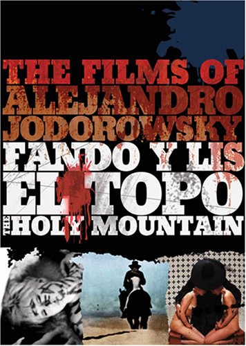 The Films of Alejandro Jodorowsky (Fando y Lis / El Topo / The Holy Mountain) by Anchor Bay Entertainment