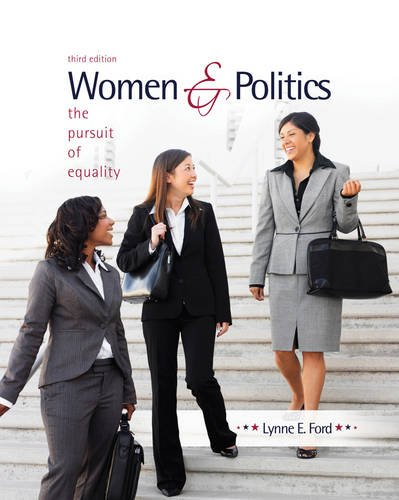 Women and Politics: The Pursuit of Equality