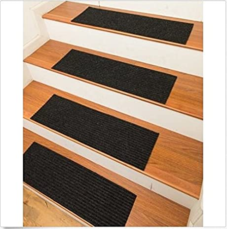 High Quality Centurich Carpet Stair Mats/Step Covers,Indoor/Outdoor Stair Tread Rugs  Slip Resistant