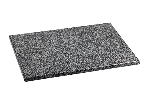 (Home Basics CB01881 Granite Cutting Board, 12