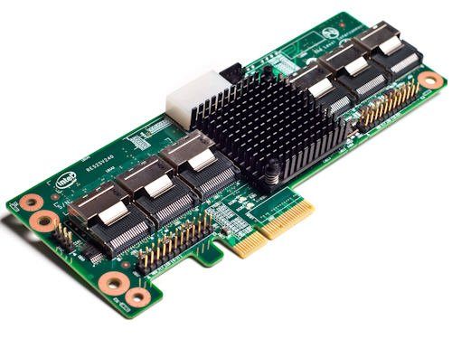 Intel RAID Expander Card (RES2SV240)