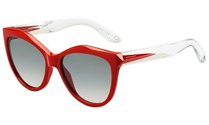 Givenchy GV 7009/S VK PU4, Gafas de Sol para Mujer, Rojo ...