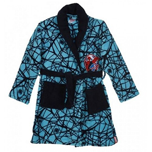 Spiderman-vestido de criada de Spiderman, 4, 6, 8, 3 años Azul