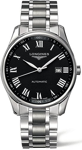 Longines Master Collection Stainless Steel Automatic Mens Watch L28934516