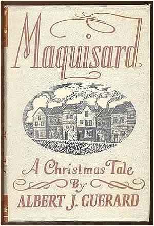 Lataa Android-kirjat ilmaiseksi Maquisard: A Christmas Tale B001LVZWKK PDF FB2