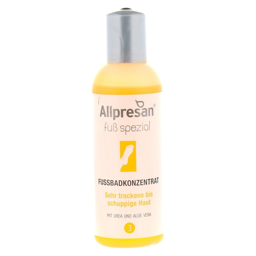 Allpresan Fuß spezial Fußbadkonzentrat, 150 ml Neubourg Skin Care GmbH 101181