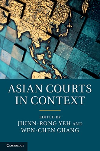 Download Asian Courts in Context Pdf