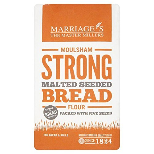 Marriage's Malted Seeded Bread Flour - 1kg