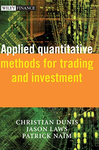 Quantitative trading and investment strategies